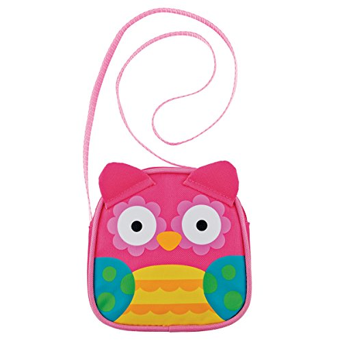 Stephen Joseph Crossbody Purse Owl Novelty
