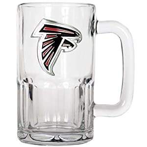 NFL Atlanta Falcons 20-Ounce Root Beer Style Mug - Primary Logo by Great American Products