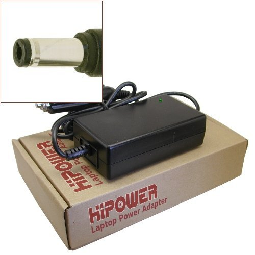 Hipower DC Car Automobile Power Adapter Charger For Fujitsu Amilo D6820, 6820, D-6820 Laptop Notebook Computers