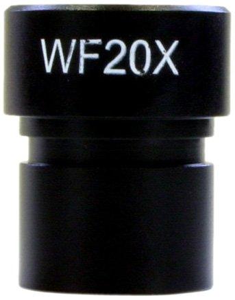Bresser Weitfeld-Okular - 5941760 - DIN-WF 20x (Mikroskop)