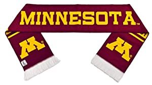 Buy Minnesota Golden Gophers Scarf - UM University of Minnesota by Tradition Scarves
