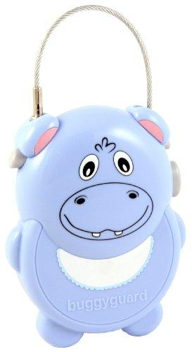 Buggyguard Retractable Stroller Lock, Hippo
