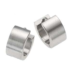 ZEEme Stainless Steel Edelstahlcreole 389010011