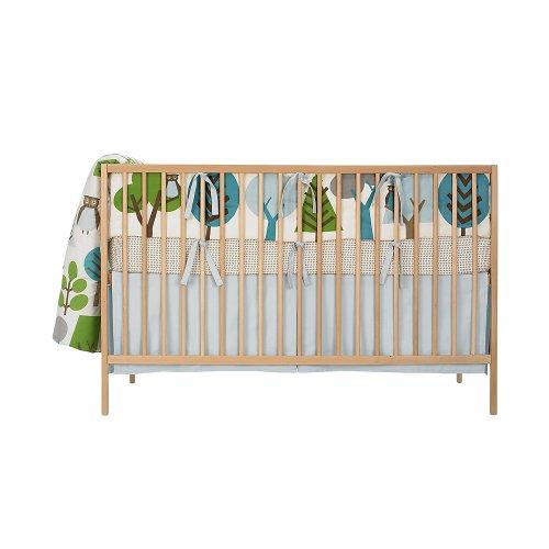 DwellStudio Crib Set, Owls