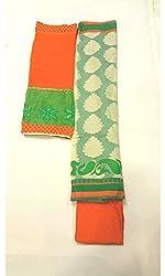 BEAUVILLE VAIIBAVAM Women's Unstiched Salwar Material (BVPCUC_43_Multi_Free Size)