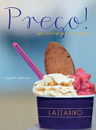 Prego! An Invitation to Italian with Quia Workbook and Lab Manual Access Card (Prego Italian Book compare prices)