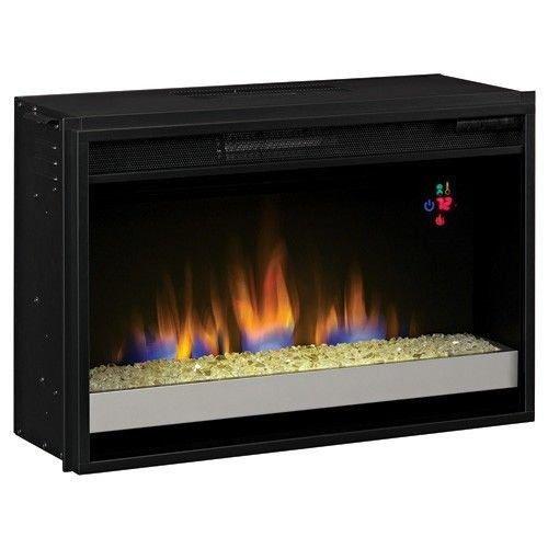 New Home 1350 Watt 4600 Btu Electric Fireplace W 5 Blue Spectra Flame Effect