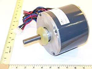 1 4 Hp 850 Rpm Condenser Fan Motor additionally Marathon electric regal beloit Motors H4wzk additionally 1564671 together with B00CXZDT3U also Ge Genteq Aosmith 1 6 Hp 230v Condenser Fan 370712056678. on condenser fan motor replacement 48y frame