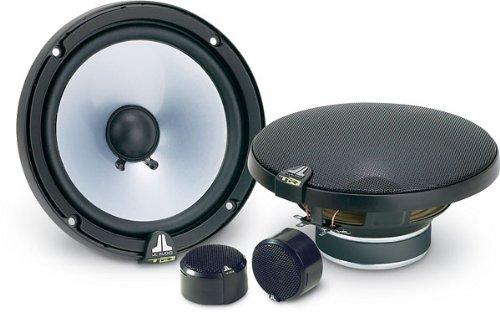 Jl Audio Zr 650-Csi - Car Speaker - 85 Watt - 2-Way - Component
