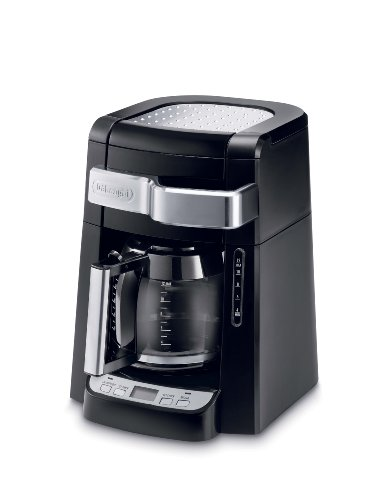 028132c140 DeLonghi DCF2212T 12-Cup Glass Carafe Drip Coffee Maker