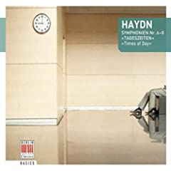 "Symphony No. 8 in G Major, Hob.I:8, ""Le soir"": III. Menuetto"
