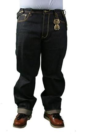 The Year Of Griggs Indigo Organic Denim JeanJeans Size:36