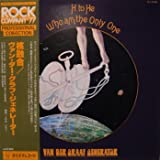 H to He Who Am The Only One - Japan LP