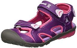 Kamik Beluga Sandal (Little Kid/Big Kid), Purple, 11 M US Little Kid