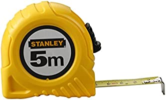 Stanley STHT30437 5Mx19mm Global Power Return Tape with Blister Pack