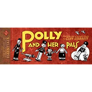 IDW udgiver LOAC Essentials 3: Polly and Her Pals 1933 [Hardcover] til august 2013