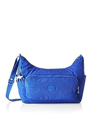 Kipling Bandolera Delisse (Azul Royal)