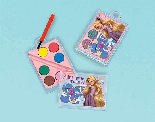 Tangled Mini Paint Sets 12ct - 1