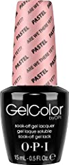 OPI Gel Nail Color Pastel Are We There Yet .5 Ounce
