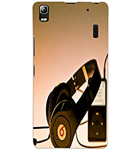LENOVO A7000 TURBO HEADPHONE Back Cover by PRINTSWAG