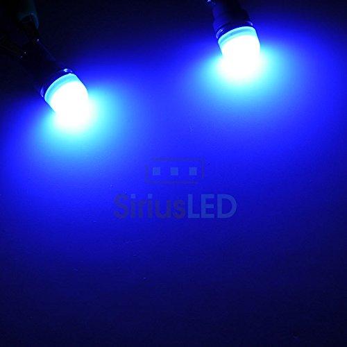 маркер SiriusLED Blue 1w T10