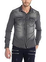 RNT23 Camisa Hombre (Antracita)