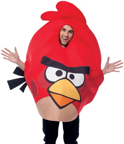 Paper Magic Angry Birds Costume