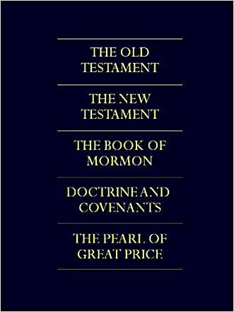 THE COMPLETE LDS SCRIPTURES   THE LDS QUADRUPLE COMBINATION (Fully Illustrated Edition) The King James Bible / The Book of Mormon / The Doctrine and Covenants ... and Covenants   The Pearl of Great Price 1)