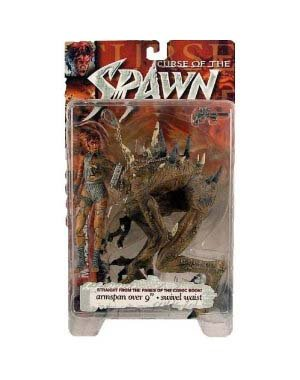 Curse of Spawn Jessica Priest and Obersmith