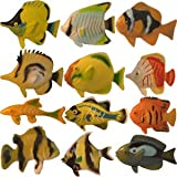 Assorted Tropical Fish - Pack of 108