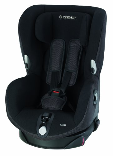 Maxi-Cosi Axiss Group 1 Car Seat (Black Reflection)