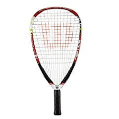 Buy Wilson '12 Crazy Stick BLX Racquetball Racquet by Wilson