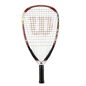 Wilson Crazy Stick BLX Racquetball Racquet (3 5/8-Inch Grip, Super Small)