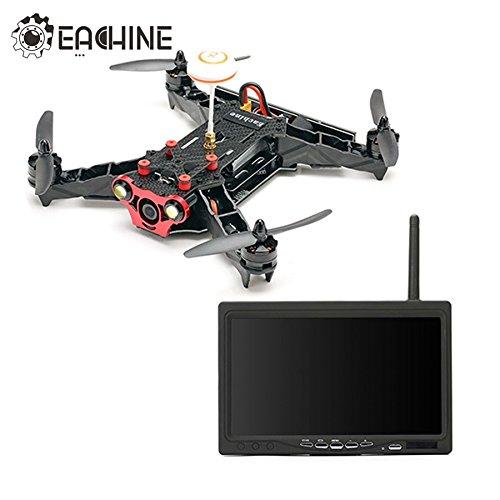 Eachine Racer 250 FPV Drone Built in 5.8G Transmitter OSD With 7...