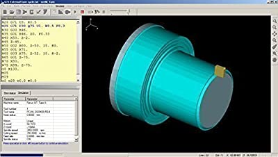 seeNC Turn - CNC program simulator for industry