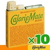 大塚製薬 カロリーメイトブロック (フルーツ味)4本入×10箱