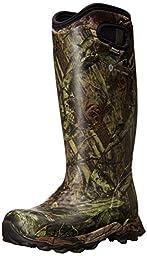 Bogs Men\'s Bowman Waterproof Hunting Boot, Mossy Oak,7 M US
