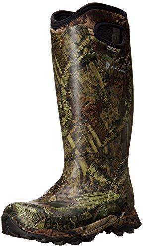 Bogs Men's Bridgeport Waterproof Hunting Boot, Mossy Oak