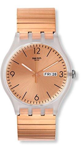 [スウォッチ]SWATCH 腕時計 NEW GENT(ニュージェント) ROSTFREI S (Sサイズ) SUOK707B メンズ 【正規輸入品】