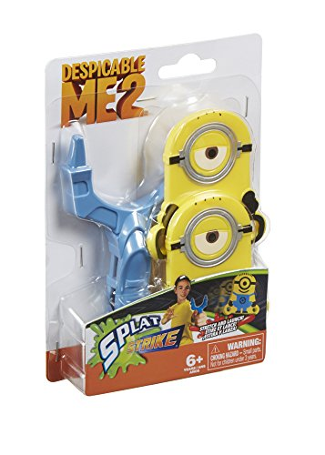Despicable Me Splat Strike Launcher Pack