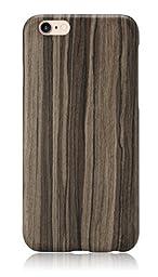 iPhone 6 Plus/6s Plus Case, PITAKA® [Aramidcore Wood Series] Real Handmade Natural Wood Case for iPhone 6 Plus/6s Plus (5.5 Inch) - Padauk Wood