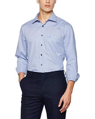 Seidensticker Camicia Formale [Blu Chiaro/Bianco]