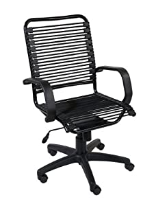 cheap italmodern bradley high back bungie office chair review