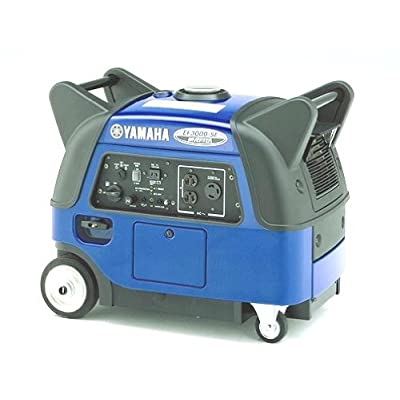 Best Portable Generator Reviews Yamaha Ef3000ise 3 000