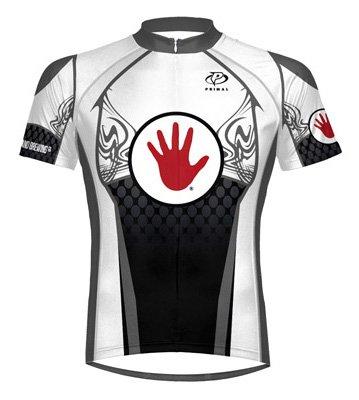 Buy Low Price Primal Wear 2012 Men's Left Hand Team Cycling Jersey – LHT1J20M (B005YGLIJW)