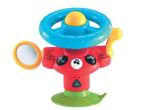 ELC Highchair Steering Wheel - 1
