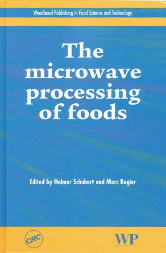 The Microwave Processing Of Foods (Woodhead Publishing Series In Food Science, Technology And Nutrition) front-600743