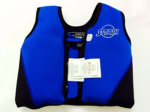 rayma-2016-babies-life-jacket-neoprene-wakeboard-swim-flotation-buoyancy-aid-life-vest-deep-blue-sma