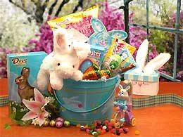 Peter's Delivery Easter Fun Gift Pail (Gourmet,GBDS,Gourmet Food,Categories)