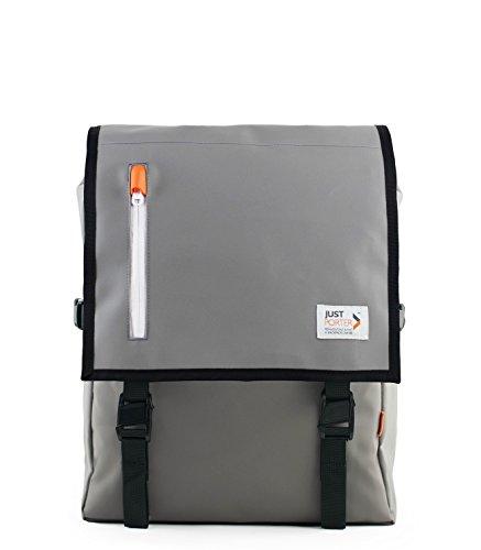 Just Porter Streeter Rucksack, Gray Backpack